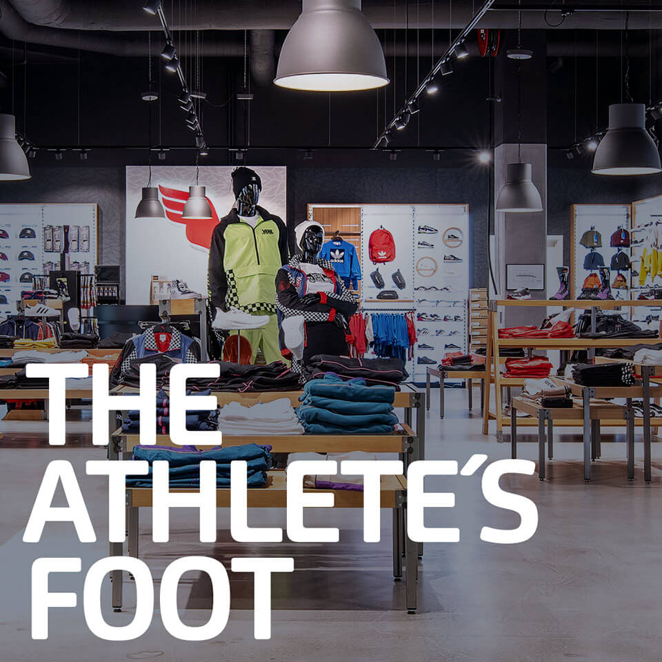 Thumbnail - the athlete´s foot